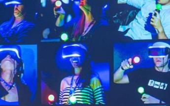 VR虚拟现实技术和AR增强现实技术的区别
