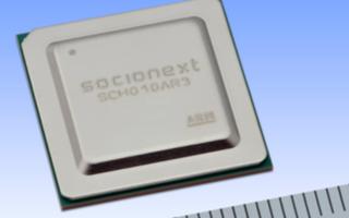 Socionext成功测试载有DNN引擎的低功耗AI芯片