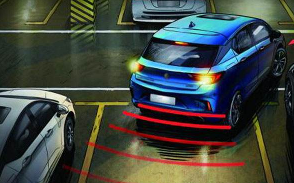 關于駕駛員輔助系統中的雷達設計