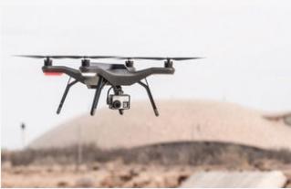 瑞士研究人员研发出了一种可以躲闪障碍物的无人机