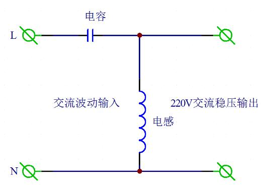 两款交流稳压器电路图分享