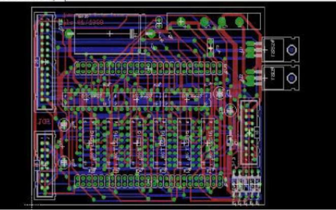 Eagle PCB双面板生成Gerber文件操作步骤的详细资料说明