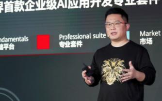 华为带来全新行业AI落地方式,首套企业AI生产力...