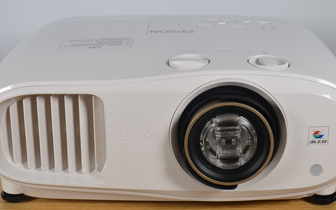 爱普生CH-TZ3000投影机的体验测试,配置4K PRO-UHD超高清分辨率