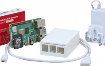 e络盟推出Raspberry Pi 4入门套件,可为用户大幅缩短新品开发时间