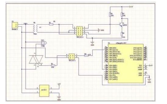 使用单片机实现呼吸灯的设计程序免费下载