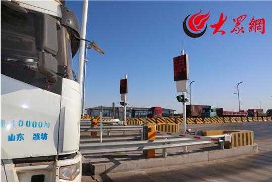 山东港口潍坊港成功实现了智能化升级改造