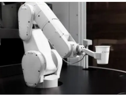 机器人在无人咖啡店中的应用介绍