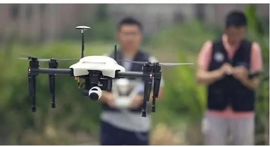 """无人机+气体传感器如何成为""""环保能人"""""""