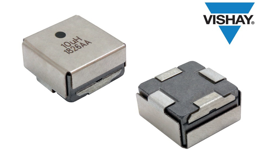 Vishay推出工業級和汽車級IHLE?集成式電場屏蔽電感器(qi)