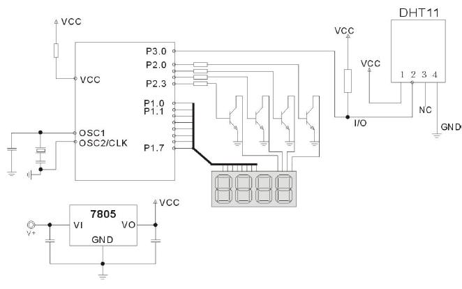 DHT11湿度传感器的产品手册详细说明