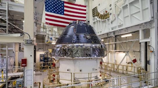 NASA證實新冠病毒疫情影響了很多太空項目
