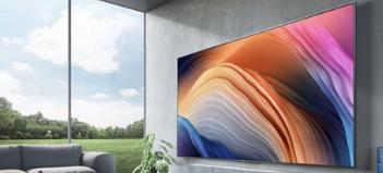 小米发布了旗下首款智能巨幕电视Redmi智能电视MAX 98英寸