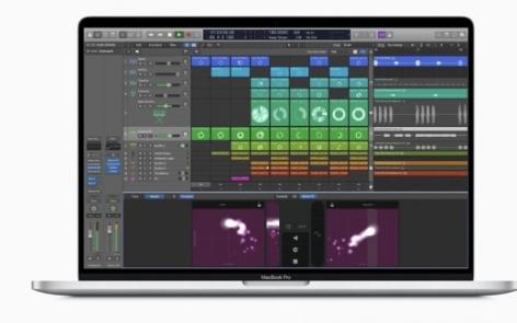 Logic Pro X或会支持Live Loops功能