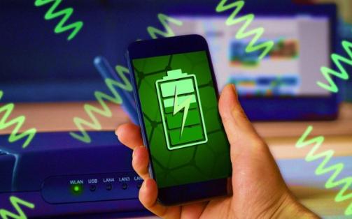 利用WiFi信号能实现给设备充电吗
