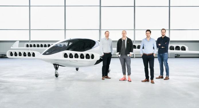 Lilium宣布融资2.4亿美元制造全新的电动飞行出租车