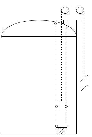 浮标液位计安装示意图_浮标液位计安装注意事项