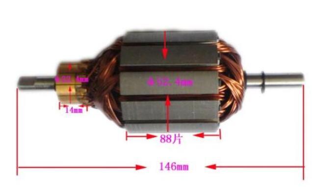 电动机转子与转轴松动的故障修理