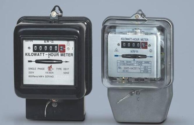 电表的分类与工作原理