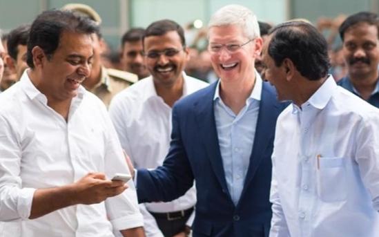 iPhone XR印度生产陷入困境,苹果考虑将生产转移到国内