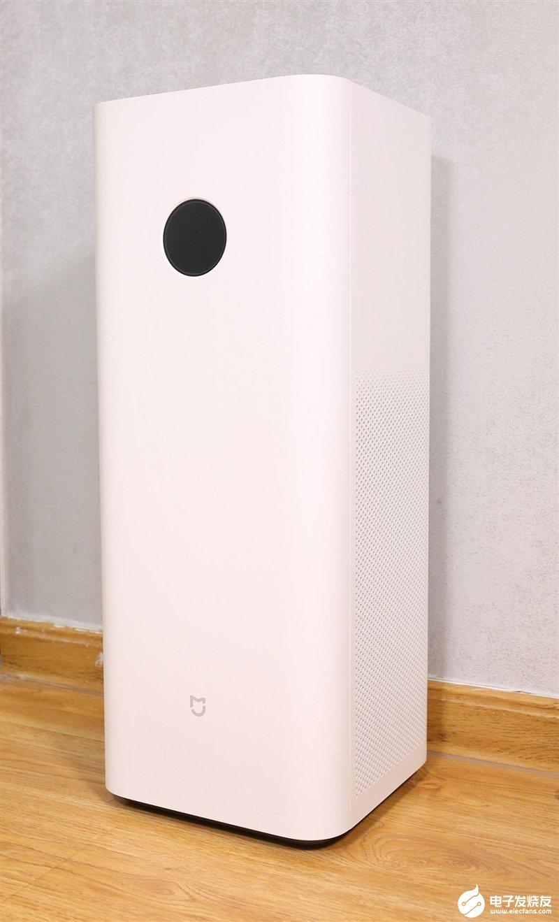 米家空气净化器F1评测 这台小房间利器静音又好用