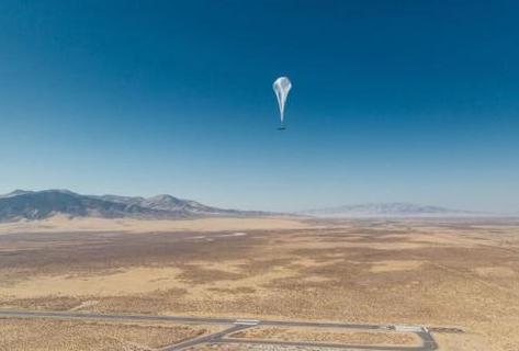 Loon公司将在肯尼亚部署高空气球网络连接服务