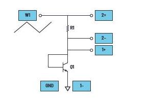 学子专区—ADALM2000实验:将BJT连接为...