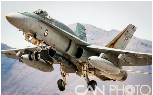 澳大利亚正在将退役的46架大黄蜂战斗机出售给美国空军