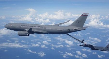 美國空軍計劃將80%的商業空中加油服務投入到訓練演習中去