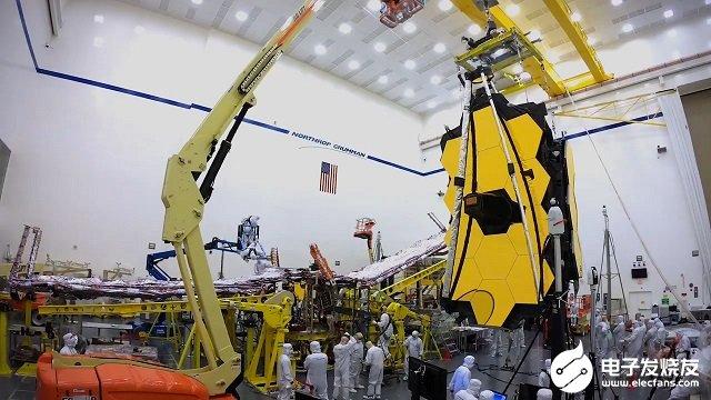 詹姆斯韋伯太陽望遠鏡有望在明年如約升空