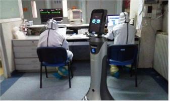 达闼机器人在新冠肺炎疫情防控期间中的应用介绍