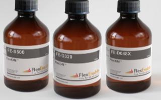 FlexEnable展示有机柔性显示技术,称适合中国显示器制造商