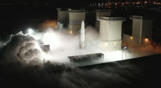 Astra的One of Three火箭將重新安排發射時間