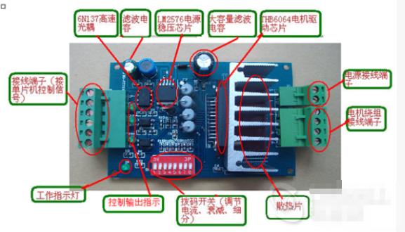 基于THB8128的步进电机驱动器设计