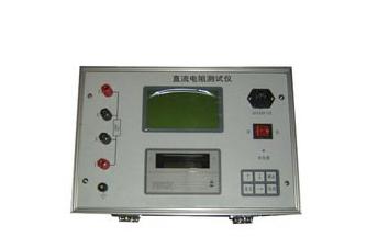 变压器直流电阻测试仪的操作说明