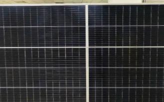 全球首个应用500W+项目出货,采用天合光能最新至尊系列组件