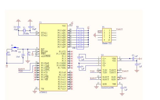 C51通信接口程序设计的详细资料说明