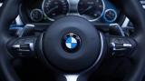 宝马自动驾驶汽车可折叠方向盘新专利