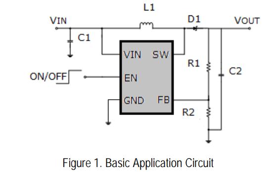 SDB628升压转换器芯片的数据手册免费下载