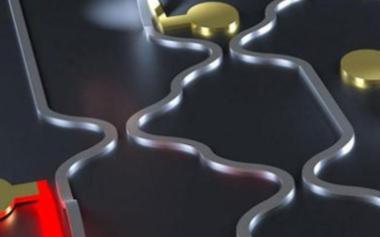 光子芯片用可編程光子新材料,將良率提升超4倍