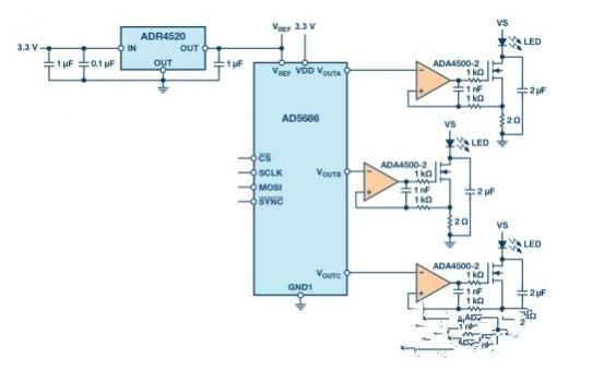 LED驱动器如何简化设计