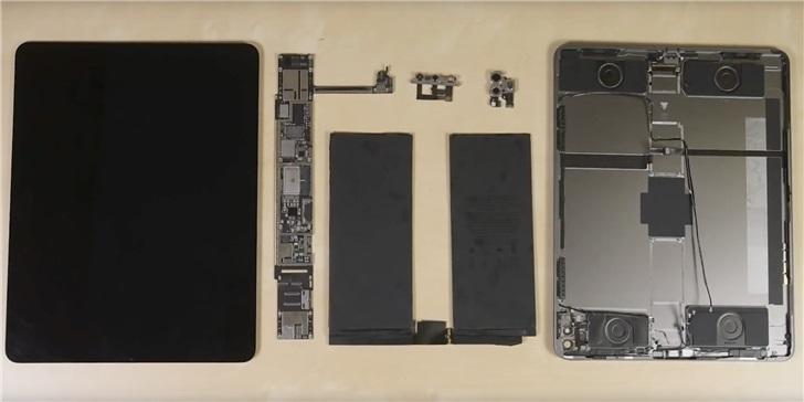 苹果新iPad Pro 激光雷达露真容:AR增强现实体验