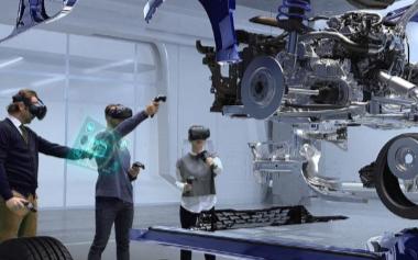 现代汽车集团启动VR虚拟研发程序,开启汽车研发新时代