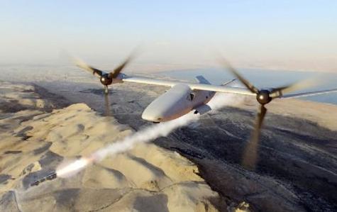 美海军陆战队正在将远征无人机系统项目拆分成一个系统