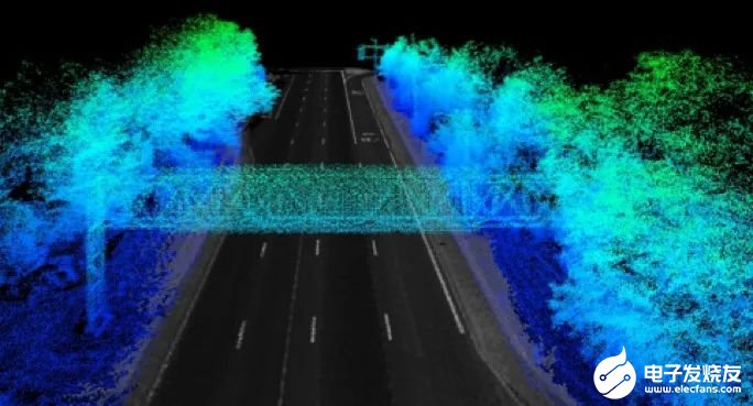 福特自动驾驶数据集公布 总体积达1.6TB或为数...
