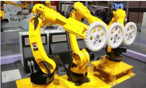 格力电器再次推出了一款机器人专利申请