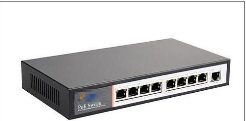 POE交換機能和網絡監控扯上什麼關系