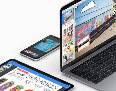 苹果正式发布了新版本的iWork套件
