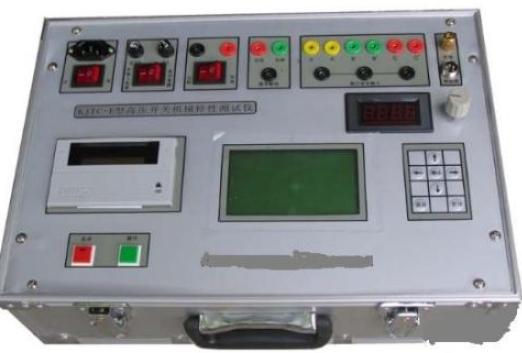 高压开关机械特性测试仪打印机的维护