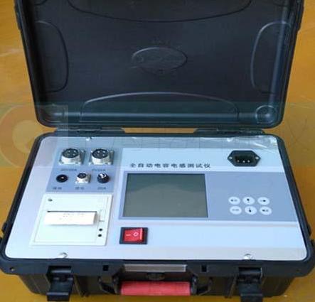 三相全自动电容电感测试仪的使用说明